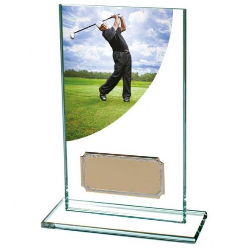 Colour Curve Golf Male Jade Crystal 140mm